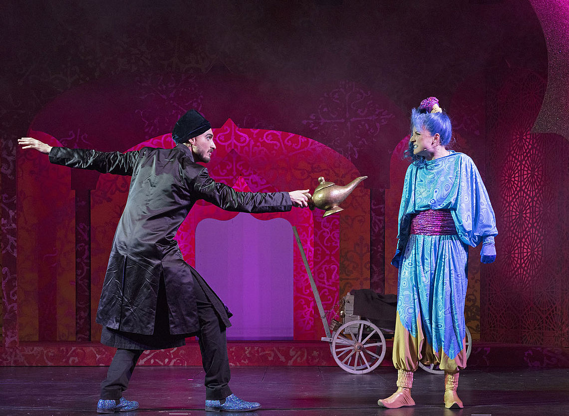 Aladin Und Die Wunderlampe Bielefeld